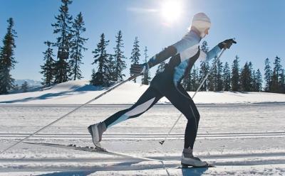 Как выбрать беговые лыжи?